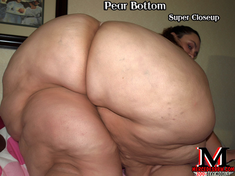 Mercedes bbw super pear